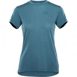 Sweet Protection Damen Hunter Merino T-Shirt (Größe M, Grün) | T-Shirts Merino > Damen