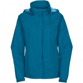 Vaude Damen Escape Bike Light Jacke (Größe S, Blau) | Hardshelljacken & Regenjacken > Damen