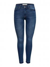 ONLY Jdyreg Jake Ankle Skinny Fit Jeans Damen Blau