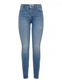 ONLY Jdyjona High Skinny Fit Jeans Damen Blau