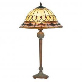 Lampe à poser Kassandra style Tiffany