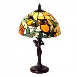 Lampe à poser LIEKE style Tiffany