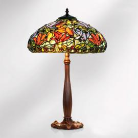Lampe à poser Elaine style Tiffany 64 cm