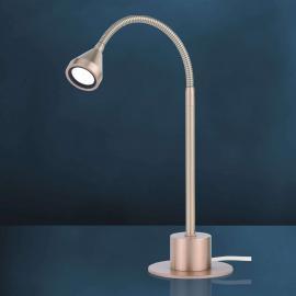 Lampe à poser LED MINI orientable blanc universel