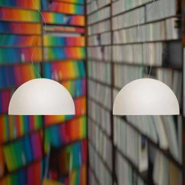 Suspension à 2 lampes Bowl 35 cm