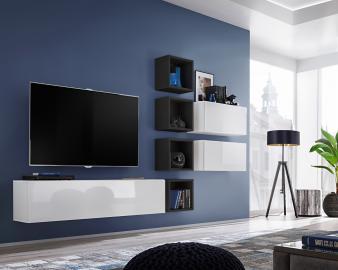 Boise VII - intérieur meuble tv mural