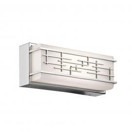 Applique pour miroir LED moderne Zolon - IP44