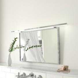 Applique pour miroir LED Esther de 100 cm de large