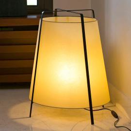 Lampe à poser Akane de style oriental