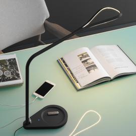 Lampe à poser LED multifonctions Kinx