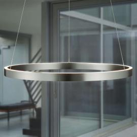 Suspension LED Circle rond à commande gestuelle