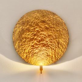 Applique design Traversa dorée brillante