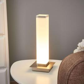 Lampe à poser Forma avec abat-jour en colonne