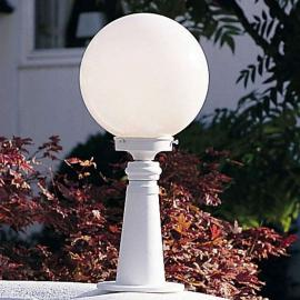 Luminaire blanc pour socle Arcturus