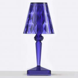 Lampe à poser LED décorative Battery, bleue