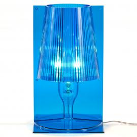 Kartell Take lampe à poser, bleu