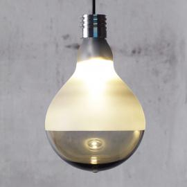 Suspension LED Makeup ronde, ampoule incandescence