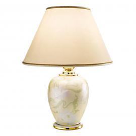 Lampe à poser en céramique Giardino Perla