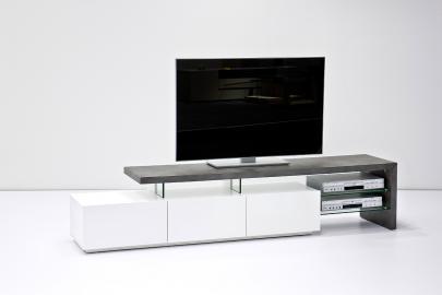 Alimos 2 - petit meuble tv