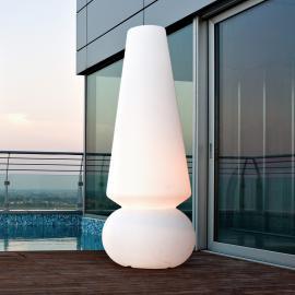 Lampadaire extérieur MARGE avec LED