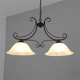 Suspension Calabre à 2 lampes