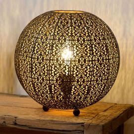 Lampe à poser Tahar au design oriental