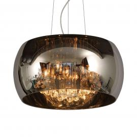 Suspension scintillante en verre Pearl
