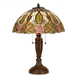 Lampe à poser Eden style Tiffany