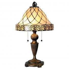 Lampe à poser Diamond style Tiffany 62 cm