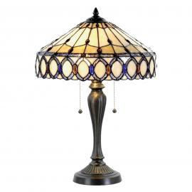 Lampe à poser Fiera style Tiffany
