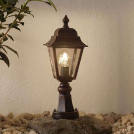 Luminaire pour socle antique Toulouse