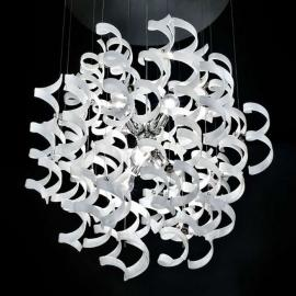 Suspension moderne WHITE