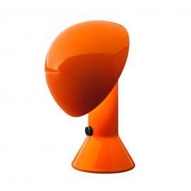Lampe à poser design ELMETTO orange