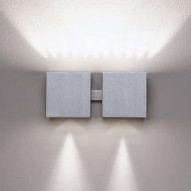Applique à 2 lampes Dau montante et descendante