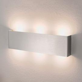 Applique LED rectangulaire Maja 38 cm