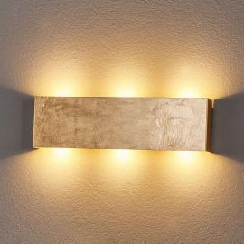 Applique LED Maja dimmable, doré antique