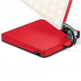 Nimbus Roxxane Fly lampe à poser LED, rouge