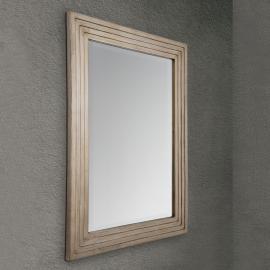 Miroir mural Annik doré antique