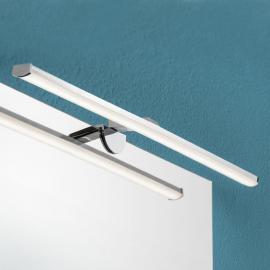 Lampe LED étroite pour miroir Levon, 50 cm