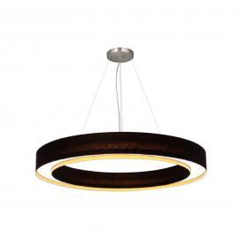 Suspension LED circulaire Cloud, 45 cm