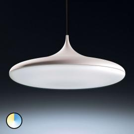 Suspension LED Philips Hue Cher réglable, blanche