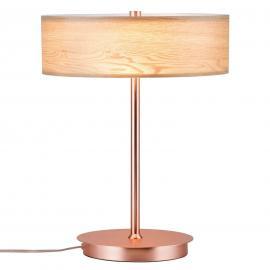 Lampe à poser en bois au design harmonieux Liska