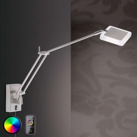 Applique LED RVB télécommandable Vidal