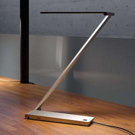 Lampe de table design BE Light avec LEDs