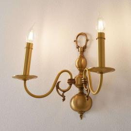 Applique à 2 lampes HOLANDESAS