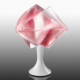 Gemmy Prisma - Lampe à poser rubis