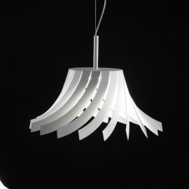 Suspension LED de designer Panama, 36 cm