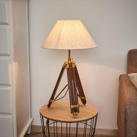 MINISTATIV lampe à poser et lampadaire à la fois
