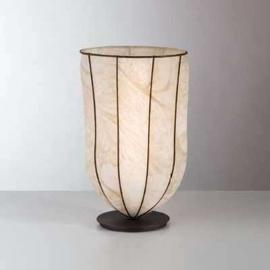 Lampe à poser antique GIARA 32 cm