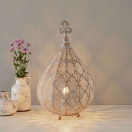 Lampe à poser LED Nabila orientale